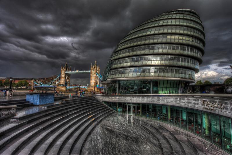 The Scoop - Cityhall - Tower Bridge